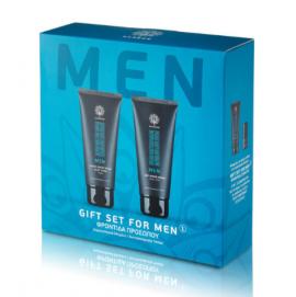Garden Promo Men After Shave Balm Aloe Vera 100ml & Anti-Aging Cream 75ml