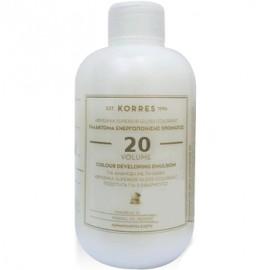 Korres Abyssinia Superior Gloss Colorant Ενεργοποιητής Χρώματος 20 Βαθμών 150ml