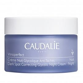 Caudalie Vinoperfect Dark Spot Correcting Glycolic Night Cream Κρέμα Νυχτός Χωρίς Άρωμα, 50ml