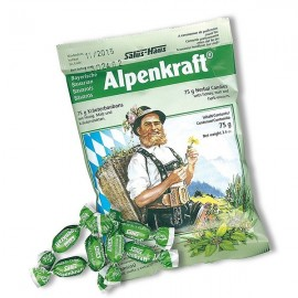 Power Health Alpenkraft Candies Καραμέλες για τον Πονόλαιμο & το Βήχα, 75gr