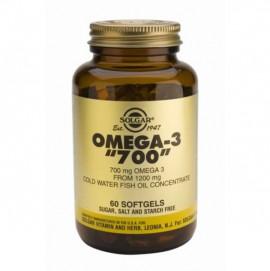 Solgar Omega 3 Double Strength, Συμπλήρωμα με Ω-3 Διπλής Δράσης, 60 Μαλακές Κάψουλες