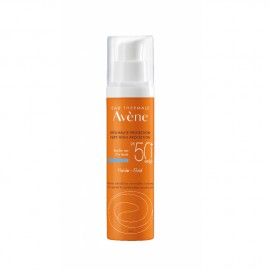 Avene Solaire Fluide SPF50+, Αντηλιακή Λεπτόρρευστη Κρέμα Προσώπου, 50ml