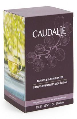Caudalie Draining Organic Herbal Teas Τσάι Αποτοξίνωσης, 30gr