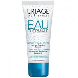 Uriage Eau Thermale Creme D'eau Legere, Ενυδατική Κρέμα Προσώπου Ελαφριάς Υφής 40ml