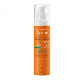 Avene Solaire Cleanance SPF50+, Αντηλιακή Κρέμα για Λιπαρό Δέρμα με Τάση Ακμής 50ml