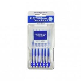 Elgydium Clinic Dental Picks, Μαλακά Μεσοδόντια Βουρτσάκια 36τμχ
