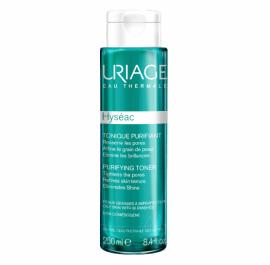 Uriage Hyseac Purifying Toner Μειώνει τη Γυαλάδα, Εξυγιαίνει & Συσφίγγει τους Πόρους, Ιδανικό για Δέρμα με Ακμή, 250ml