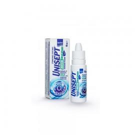Intermed Unisept Buccal (Oromucosal) Drops, Σταγόνες Στόματος για Καθαρισμό, Επούλωση & Ανακούφιση Ελκών & Πληγών, 15 ml