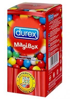 Durex MagiBox 18τμχ
