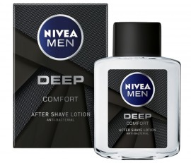 NIVEA MEN Deep Comfort After Shave Lotion 100ml