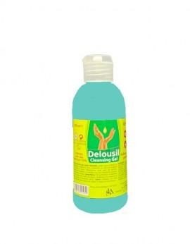 Delousil Cleansing Gel, Ήπιο Αντισηπτικό Τζέλ Χεριών, 100ml