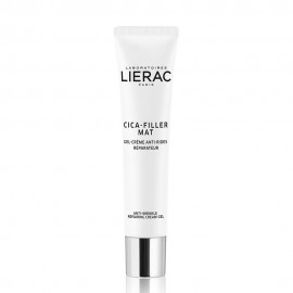 Lierac Cica-Filler Mat Anti-Wrinkle Cream-Gel 40ml