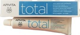 Apivita Οδοντόκρεμα Total για Ολοκληρωμένη Προστασία με πρόπολη & δυόσμο 75ml
