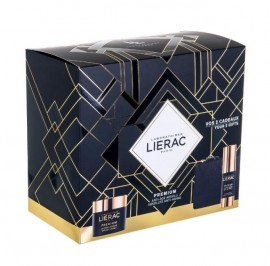 LIERAC Set Promo Premium Soyeuse Μεταξένια Κρέμα για Απόλυτη Αντιγήρανση & Premium Yeux Απόλυτη Αντιγήρανση για Μάτια