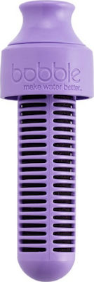 Bobble Ανταλλακτικό Φίλτρο Νερού για Μπουκάλι Μωβ-Lavender, 1τεμάχιο