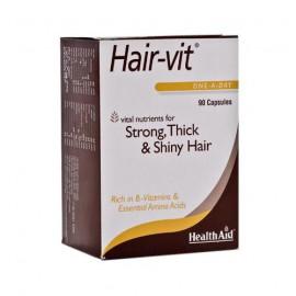 HEALTH AID HAIRVIT™ CAPSULES 90S -BLISTER