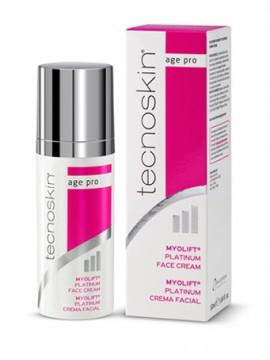 Tecnoskin Age Pro Myolift Platinum Face Κρέμα Προσώπου για Επιδερμίδες 50+, 50ml