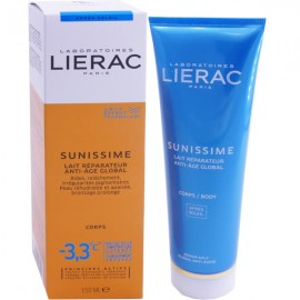 Lierac Sunissime Lait Reparateur Rehydratant Anti-Age Global Γαλάκτωμα Σώματος Ανάπλασης, Ενυδάτωσης
