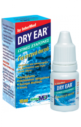 Intermed Dry Ears Drops 10ml