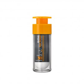 Frezyderm Active Sun Screen Make Up SPF30 Αντηλιακό Make Up Προσώπου, 30ml