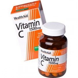 HEALTH AID VITAMIN C 1500MG PROLONGED RELEASE TABLETS 30S