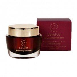 Benelica Moisturizing Day Cream,Ενυδατική κρέμα Προσώπου 24h SPF10 50ml