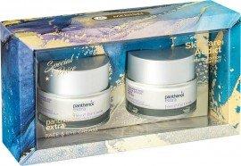 Panthenol Extra Πακέτο Προσφοράς Face & Eye Cream Ενυδατική & Αντιρυτιδική Κρέμα Προσώπου & Ματιών, 2x50ml