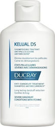 Ducray Elution Shampoo Σαμπουάν Εξισορρόπησης για Εύθραυστο Τριχωτό της Κεφαλής, 400ml