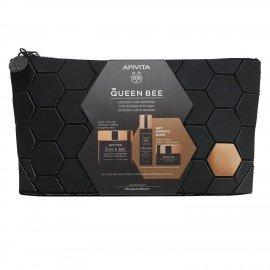 Apivita Promo Queen Bee Light 50ml & Δώρο Queen Bee Serum Ορός 10ml & Δώρο Night Cream Κρέμα Νύχτας 15ml