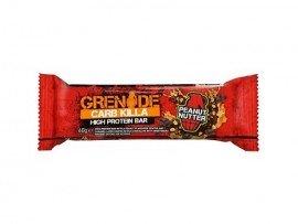 Grenade Carb Killa Peanut Nutter Μπάρα Υψηλής Πρωτεΐνης, 60 gr