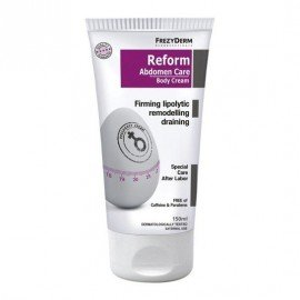 Frezyderm Reform Abdomen Care Σύσφιξη Λιπόλυση Επανόρθωση Ειδική Φροντίδα Μετά Τον Τοκετό, 150ml