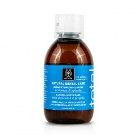 Apivita Mouthwash Στοματικό Διάλυμα Με Πρόπολη & Δυόσμο 250ml
