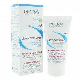 Ducray Dexyane Med, Καταπραυντική Επανορθωτική Κρέμα Κατά των Εκζεμάτων 30ml