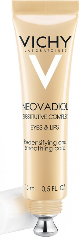 Vichy Neovadiol GF Contour Eye Cream, Λείανση στο Περίγραμμα Ματιών & Χειλιών, 15ml