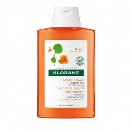 Klorane Shampoo Capucine Σαμπουάν με Καπουτσίνο Κατά της Πιτυρίδας, 200ml