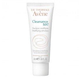 Avene Cleanance MAT Emulsion, Σμηγματορυθμιστική Ενυδατική Φροντίδα για Mατ Αποτέλεσμα, 40ml