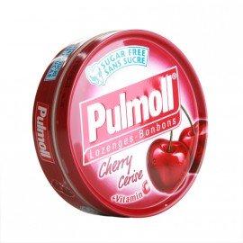PULMOLL Καραμέλες με Κεράσι & Βιταμίνη C 45gr