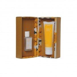 Korres Πακέτο Δώρου για Γυναίκες με Άρωμα Eau de Toilette White Tea, Bergamot, Freesia 50ml & Γαλάκτωμα Σώματος Body Milk 125ml