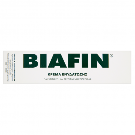 BIAFIN® Κρέμα Ενυδάτωσης για Ερεθισμένη Επιδερμίδα 100 ml
