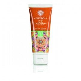 Garden CC Color Control Face Cream Matte Effect SPF30, Κρέμα Προσώπου Πολλαπλών Δράσεων Χρώμα 50ml