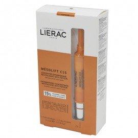 Lierac Mesolift Extemporised Concentrate Revitalizing Anti-Fatigue Αμπούλες για Λάμψη, Λείανση & Βελτίωση Όψης της Επιδερμίδας, 2x15ml