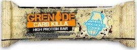 GRENADE ΜΠΑΡΑ ΠΡΩΤΕΙΝΗΣ CARB KILLA HIGH PROTEIN BAR WHITE CHOCOLATE COOKIE, 60gr