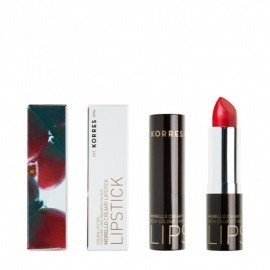 Korres Morello Creamy Lipstick 52 Red Satin 3.5g