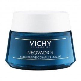 Vichy Neovadiol Compensating Complex Night, Συμπλοκο Αναπλήρωσης στην Εμμηνόπαυση Κρέμα Νυκτός, Κανονικές/Μικτές 50ml