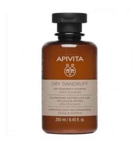 Apivita Σαμπουάν Κατά της Ξηροδερμίας Σέλερι & Πρόπολη Dry Dandruff Shampoo Celery & Propolis 250ml