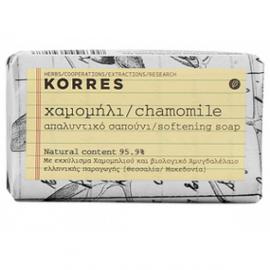 Korres Σαπούνι Χαμομήλι Για Ευαίσθητες Επιδερμίδες, 125ml