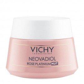 Vichy Neovadiol Rose Platinium Nuit Αντιγηραντική Κρέμα Νυκτός 50ml