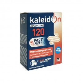 Menarini Προβϊοτικό για την Εύρυθμη Λειτουργία του Εντέρου, Kaleidon 120 Fast Melt, 10τμχ
