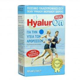 Abc Kinitron Hyaluron Plus Πόσιμο Υαλουρονικό Οξύ Πολύ Υψηλού Μοριακού Βάρους 30ml