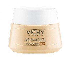 Vichy Neovadiol Magistral Night Cream Κρέμα Προσώπου Νύχτας για Αύξηση Πυκνότητας & Αναπλήρωση Λιπιδίων, 50ml